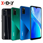 6.6 Inch New Unlocked Android 9.0 Mobile Phone 16gb Dual Sim 4g Cheap Smartphone