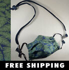 Kyпить Mask Lanyard or Premium Cotton Face Mask, filter pocket, nose wire, High Quality на еВаy.соm