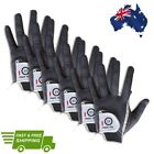 12Pack Golf Gloves Men Left Right Hand All Weather Rain Grip S M ML L XL ON SALE