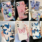 Kyпить For iPhone 11 Pro Max, X/XR/Xs Max, 7/8+, SE2 Butterfly Soft Silicone Phone Case на еВаy.соm