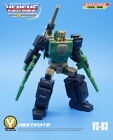 MFT Mech Fans Toy G1 Hardhead Duros Mini Transformers Action Figure Kids