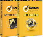 Norton internet, Deluxe Security - 2020 -1 Year -1PC - License Activation Key