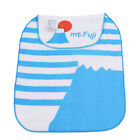 Print Burp Bibs Baby Accessories Baby Care Absorb Perspiration Infant Towels O3