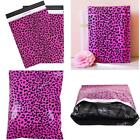 Inspired Mailers - Poly Mailers 14.5X19-50 Pack - Hot Pink Cheetah - Shipping Ba