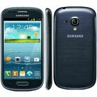 Samsung Galaxy S3 Mini Unlock Mobile Phone Android Smartphone Blue/white