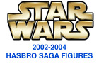 STAR WARS 2002 2003 2004 SAGA ACTION FIGURES *Many To Choose From* NEW * Hasbro $6.99 USD on eBay