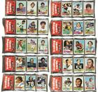1975 TOPPS FOOTBALL - Complete Your Set    You Pick 397 - 528 NR - MINT/ MINT