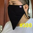 THE300 for BEARD Big and tall  XXL  Face mask Cover Made in USA Gladiator knight