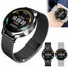 Bluetooth Waterproof Smart Watch GPS Heart Rate Sleep Monitor For Cell Phone IOS