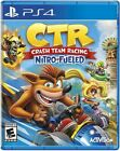 Activision Crash Team Racing - Nitro Fueled Edition (Sony PlayStation, 2019)