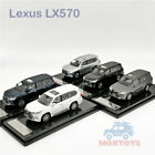HIKASI 1:64 Lexus LX570 SUV Diecast Model Car