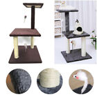 70cm Kitten Cat Tree Scratching Post Scratcher Pole Toy Playing Activity Centre