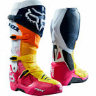 Fox Racing Instinct Motocross Boots Idol LE Pink Botas Stivali Enduro OUTLET