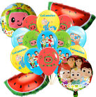 Cocomelon Cupcake Topper Birthday Party Decoration Cake Baby Shower Girl Boy
