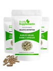 Barley Grass Capsules 500mg Detox Immune System Fibre Weight Loss Diet UK Made