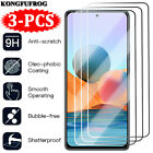 Внешний вид - 3Pcs For Xiaomi Redmi Note 10 9S 9 9T 8 8T 7 Pro Tempered Glass Screen Protector