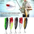 1pcs/lot Fishing Lure Top Water Lure 6.5cm 12g Hard Isca Bait Artific D3l9