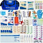 First Aid First Responder Kit - Outdoor Tactical Survival Bag - Surgical Suture