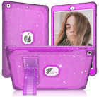 10.2 iPad 7th Gen Case Full Body Protection Cover Heavy Duty Bumper With Stand