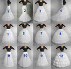 Wedding Petticoat Crinoline Slip Underskirt Bridal Dress Hoop Vintage Slips 2020