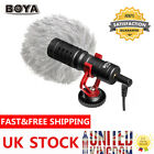 BOYA BY-MM1 Universal Video Mic Microphone Condensor For Nikon Canon Sony DSLR