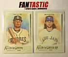 2020 Topps Allen & Ginter Base Card YOU PICK #1-250 inc RC - Finish your Set!Baseball Cards - 213