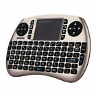 Mini 2.4GHz Wireless Remote Keyboard Backlit For Smart TV Android Google YR