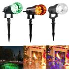 Christmas Star Laser Projector Light Moving Outdoor Party Lights Garden Lamp