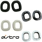 ASTRO A40 TR Gaming Headset Replacement Ear Cushions Ear Pads Black White A40TR