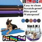Dog Cage Mat Chew Resistant Heavy Duty Waterproof Mattress Outdoor Crate Bed Pad