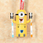 Toothbrush Holder Minions Auto Toothpaste Squeezer Dispenser Kids Despicable