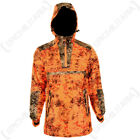 Verney Carron Hunting Hiking Camouflage Waterproof Lynx Smock - Blaze
