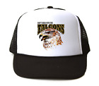 Trucker Hat Cap Foam Mesh School Team Mascot Falcons Don't Mess With