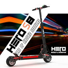 New Hero S8 S9 Electric Scooter 21ah Bigger Battery Than Ninebot Max Segway