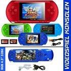 16+32+Bit+8GB+LCD+Handheld+PSP+Portable+Video+Game+Player+Console+Camera+UK+New
