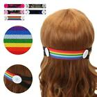 Face Mask Holder Hook Buckle Elastic Nylon Strap Ear Protection Buttons Band
