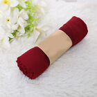 Candy Colored Cotton Linen Long Scarf Solid Color Hijab Scarves Shawls Head Wrap