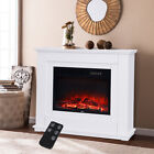 Modern 30''/34'' Electric Fireplace Set/Fire Core Inserted Heater/MDF Surround