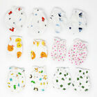 Купить US 6-12 Pairs Baby Infant Anti-scratch Cotton Mittens Gloves Handguard 0-6 Month