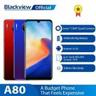 Blackview A80 Quad Rear Camera Android 10.0 Go Mobile Phone 6.21'