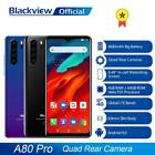 Global Version Blackview A80 Octa Core 4GB+64GB Mobile Phone 6.49'