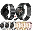 Stainless Steel Band Strap 20 mm for Samsung Galaxy Watch Active 2...