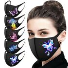 1pc Adult's Prints Protection Face Mask Washable Earloop Mask