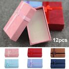 6/12x High Quality Jewellery Gift Boxes Necklace Bracelet Bangle Earring Box Set