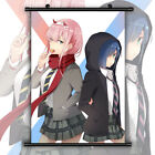 Darling in the FranXX   Zero Two Ichigo  HD Wall Poster Scroll Home Decoration