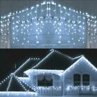 5m Waterproof Outdoor Christmas Light Droop 0.4-0.6m Led Curtain Icicle String L