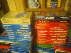 INTELLIVISION GAMES LOT HUGE SELECTION PICK & CHOOSE PLEASE READ CAREFULLY SAVE$