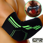 Elbow Brace Compression Support Strap Sleeve Arthritis Tendonitis Reduce Pain OB