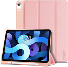 10.9 iPad Air Case 4th Gen 2020 Flip Folio Cover Full Body Protection Shockproof