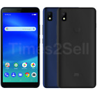 "Zte Blade L210 6"" Hd 32gb Dual Sim Gsm Factory Unlocked Android Smartphone New"